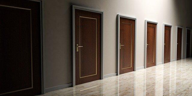 fonctionnement de la porte blindée